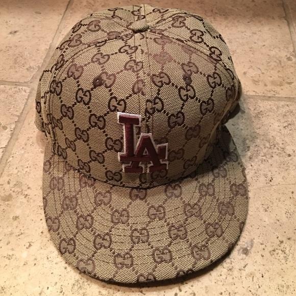 Gucci print Dodger Baseball Cap. M 5812c81f522b4534db0252cc b2d5f9a1a10