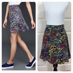 GAP Skirts - NWT 2016 GAP garden floral floppy skirt