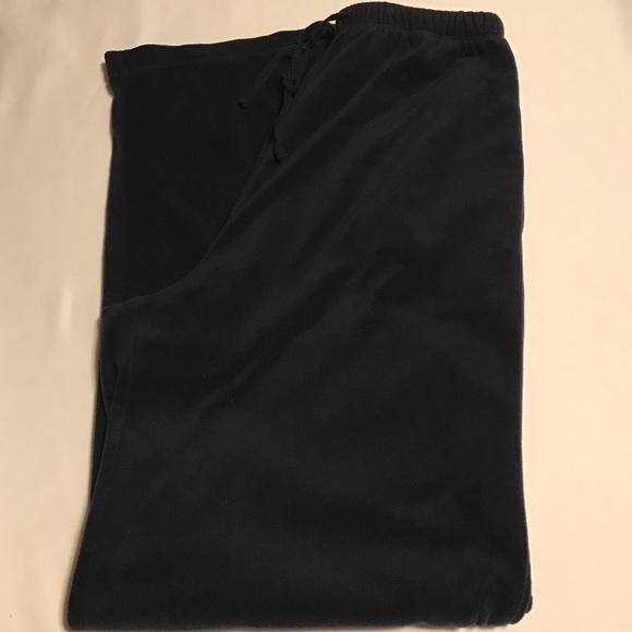 c0c76a725d5e2 Jockey women's fleece yoga pants large black. M_5812d2ac6a583091a0034d49