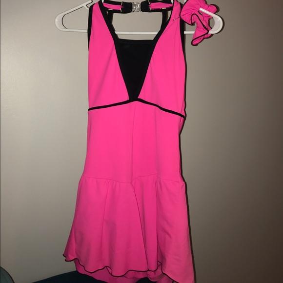 Closeout Pink Figure Skating Dress | Poshmark