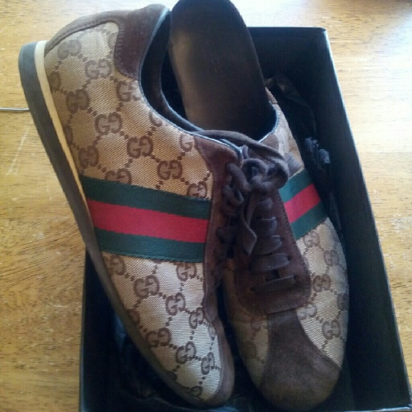 Gucci Shoes - Boys youth Gucci sneakers