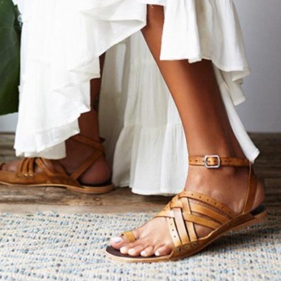 eec9814e8e1 Free People Shoes - Free People  Belize  Flat Sandal (Women) ...