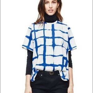 Adam Lippes for Target Tops - Painterly grid blouse by Adam Lippes for Target