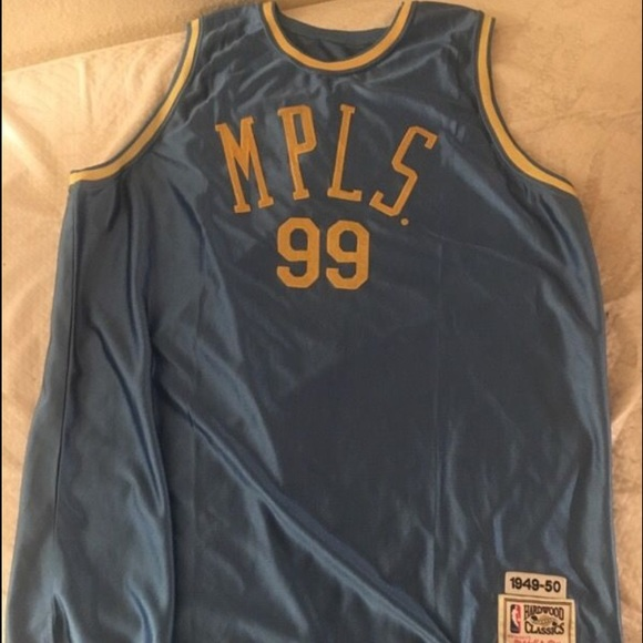 1da7ece9fb73 ... Minneapolis Lakers jersey. M 5813534736d5943d7b0023cf