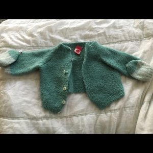 OEUF Other - OEUF Alpaca Knit Baby Sweater