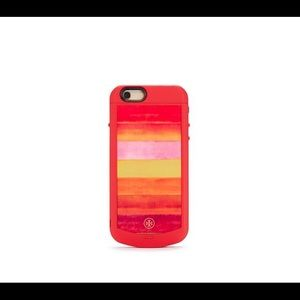 Tory Burch battery phone case for iPhone 6/6S
