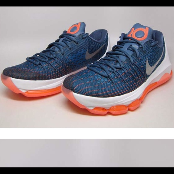 separation shoes 31028 1a5b6 👟Nike KD 8 Ocean Fog Youth sneakers boy or girl