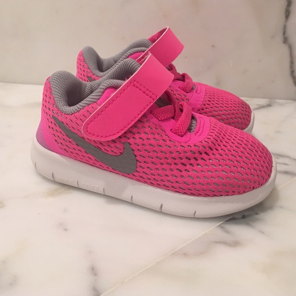 nike free run size 5c shoe