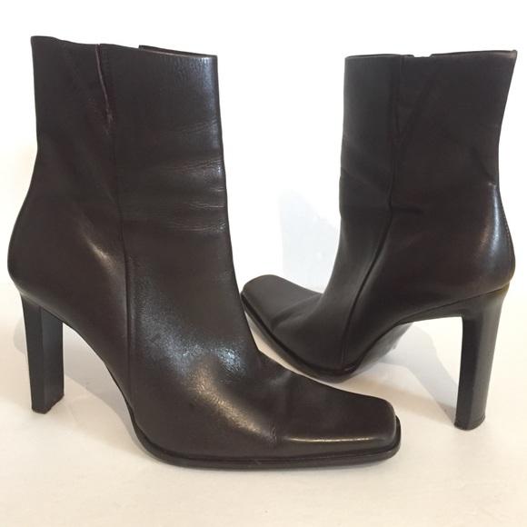 65 diba shoes diba chocolate brown leather