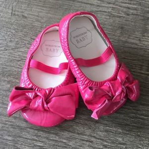 Nordstrom Baby Other - Nordstrom baby pink shoes size 3.