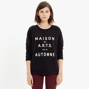 Madewell Des A.R.T.S Pullover