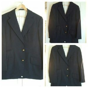 Turnbull & Asser Other - ☀ Turnbull & Asser Navy Wool Blazer  OBO