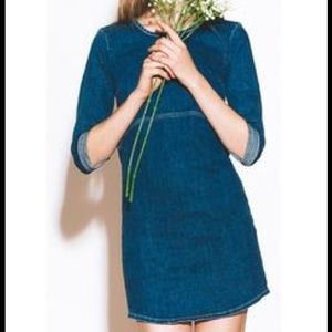Loup Dresses & Skirts - Loup denim mini-dress!