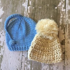 Other - ✨Host Pick✨💙Infant / Baby Beanie Hats💙