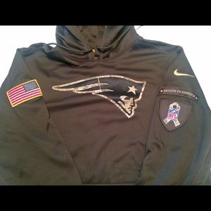 quality design 72cd5 c5eb1 Patriots Salute To Service Hoodie!!!