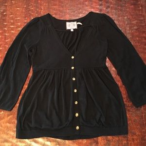 Juicy Couture Sweaters - SM Juicy Couture 3/4 Sleeved Cardigan