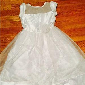 Other - White Big Girl Dress