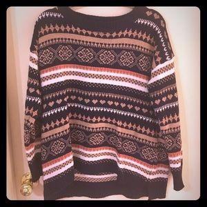 ROMWE Comfy Sweater