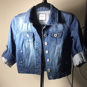 Highway Jeans Jackets & Blazers - Denim cropped jacket