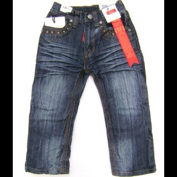 b362ea0b7 GS115 Bottoms | Toddler Boy Denim Pant Size 3t | Poshmark