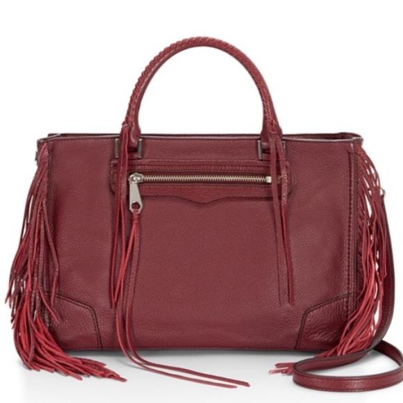 60 Off Rebecca Minkoff Handbags Rebecca Minkoff Fringe