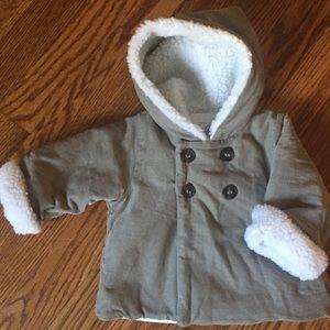 Petit Bateau Other - Newborn Petit Bateau coat