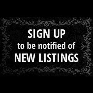 ⭐️SIGN UP⭐️ to Be Tagged From New Listings