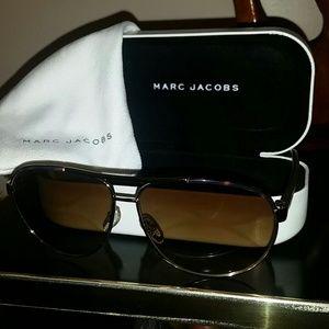 For Marc Sunglasses Nwt Men Jacobs L4R5Aj
