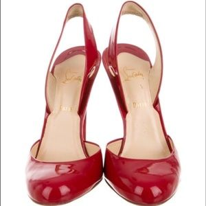 Christian Louboutin Shoes - Buy me get one free. Christian Louboutin Slingback