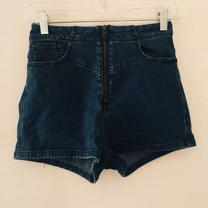 Urban Outfitters Pants - BBG Super High Waisted Shorts