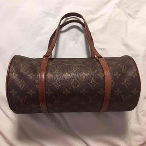 Louis Vuitton Handbags - authentic louis vuitton papillon handbag