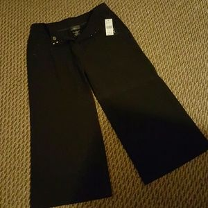 Mostly Heard Rarely Seen Pants - Black plants