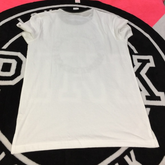 62 off pink victoria 39 s secret tops sale vs pink for Do true religion shirts run small or big
