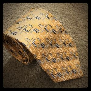 MICHAEL Michael Kors Other - 💼Michael Kors ties geometric yellow blue nwt $50