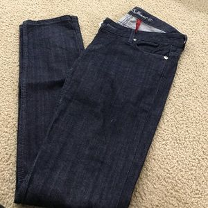 Guess jeans, size 27, straight leg.