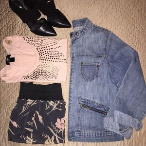 Old Navy Jackets & Blazers - The Perfect Jean Jacket