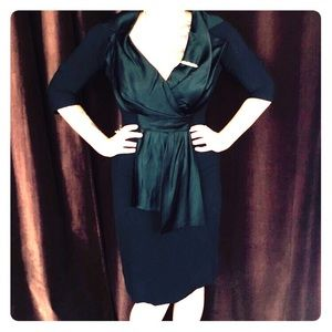 Beautiful black vintage dress