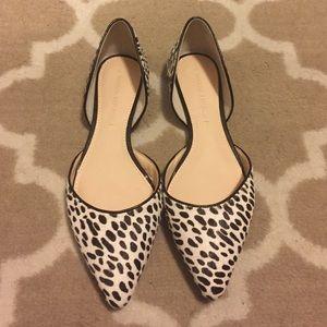 Banana Republic Shoes - BR Calf Hair Flats