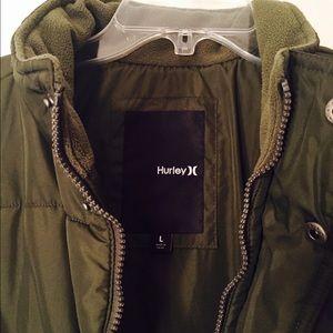 Men's Hurley jacket