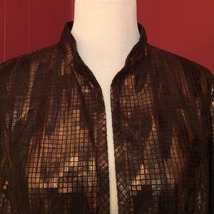 Chico's Tunic Jacket