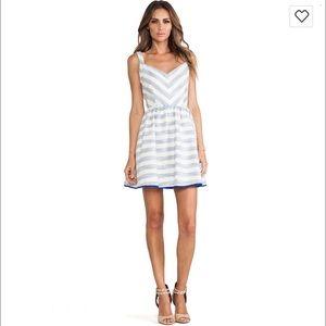 Anthropologie Line + Dot Kelly Striped Dress