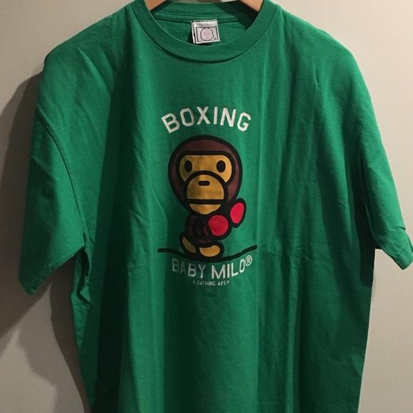 bed0a44d Bape Tops | Vintage Tshirt | Poshmark