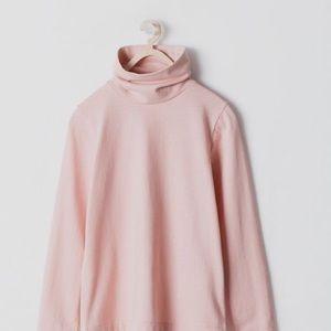 Zara Other - Zara Kids Turtleneck Pastel Pink