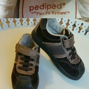 pediped Other - BOGO Pediped Brown Sneakers