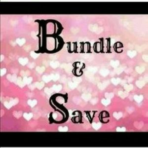 Bundle & save on shipping! 20% off 2 or more 