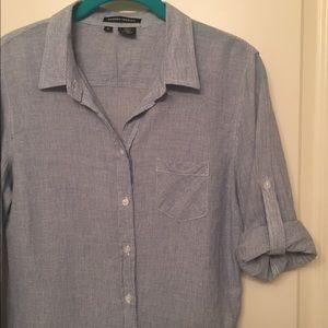 Sandra Ingrish Tops - Sandra Ingrish button down shirt