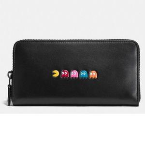 Coach Other - Coach X Pacman black wallet