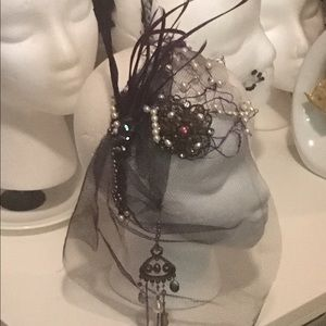Headpiece handmade