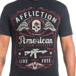 Affliction Other - 💥Host Pick💥 Affliction American Freedom Defender