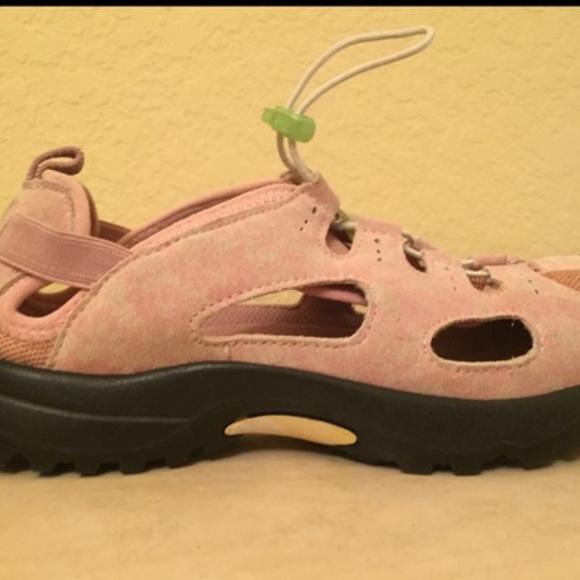 86 land s end shoes lands end walking shoes size 8